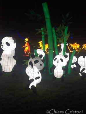 """Magical Lantern Festival"" London"