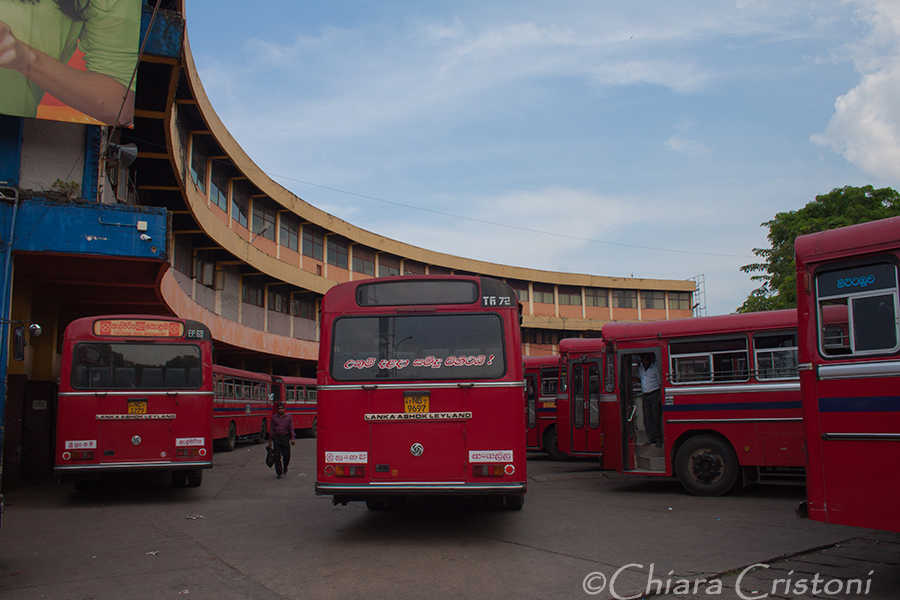 """""""Sri Lanka"""" Colombo """"Central Bus Stand"""""""