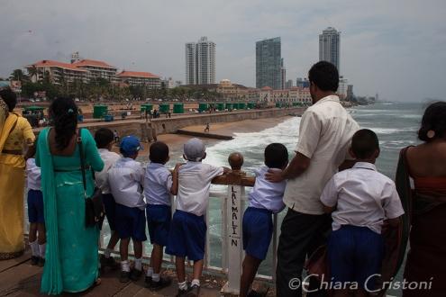 """Sri Lanka"" Colombo ""Galle Face Green"""