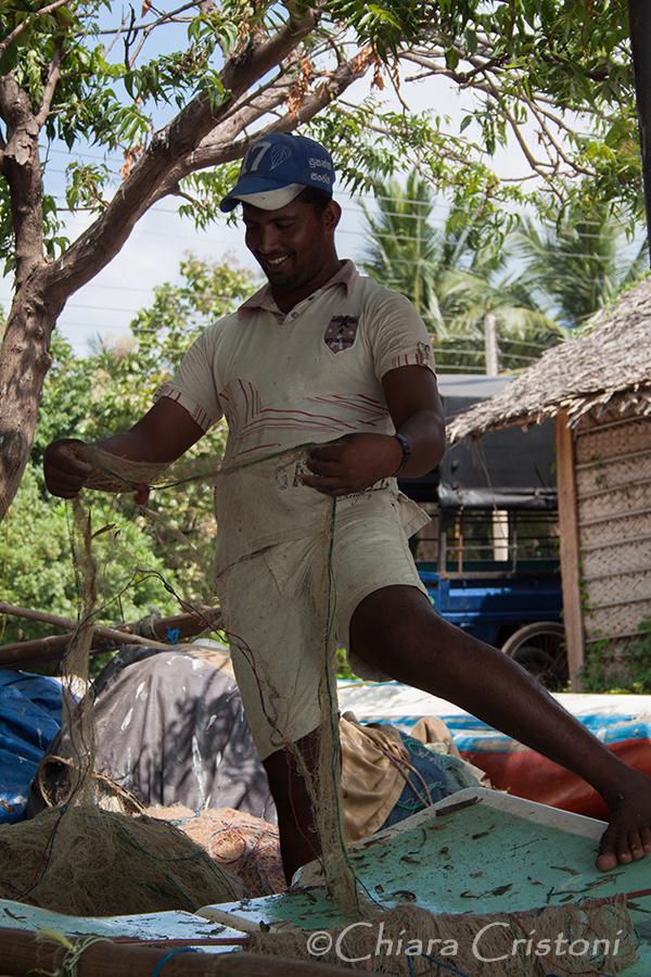 """Fisherman Kalpitiya """"Sri Lanka"""""""