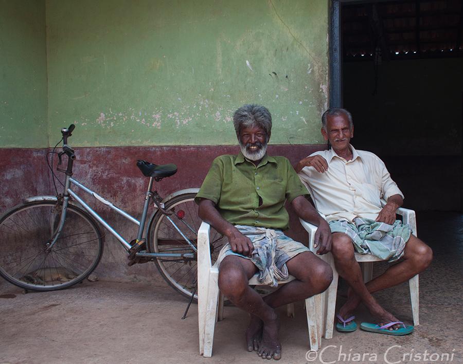 """Sri Lanka"" men Kalpitiya"