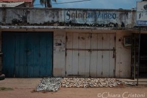 """Sri Lanka"" Kalpitiya dry fish"