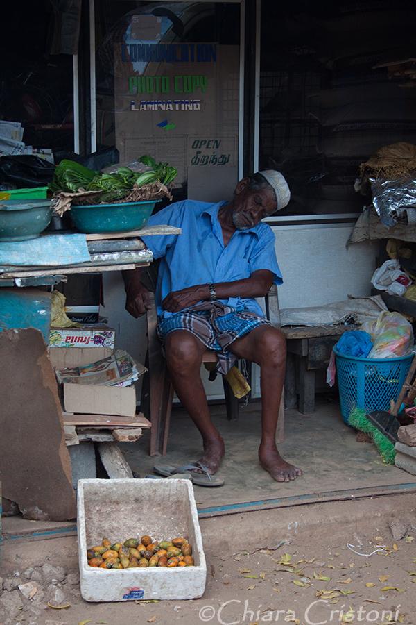 """Sri Lanka"" Kalpitiya sleeping man"