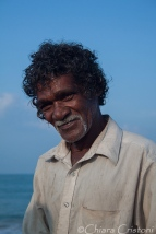 """Sri Lanka"" Kalpitiya ""Alankuda Beach"" fisherman"
