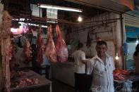 """""""Sri Lanka"""" Kandy market meat"""