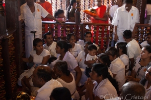 """""""Sri Lanka"""" Kandy """"Temple of the Sacred Tooth Relic"""" temple"""