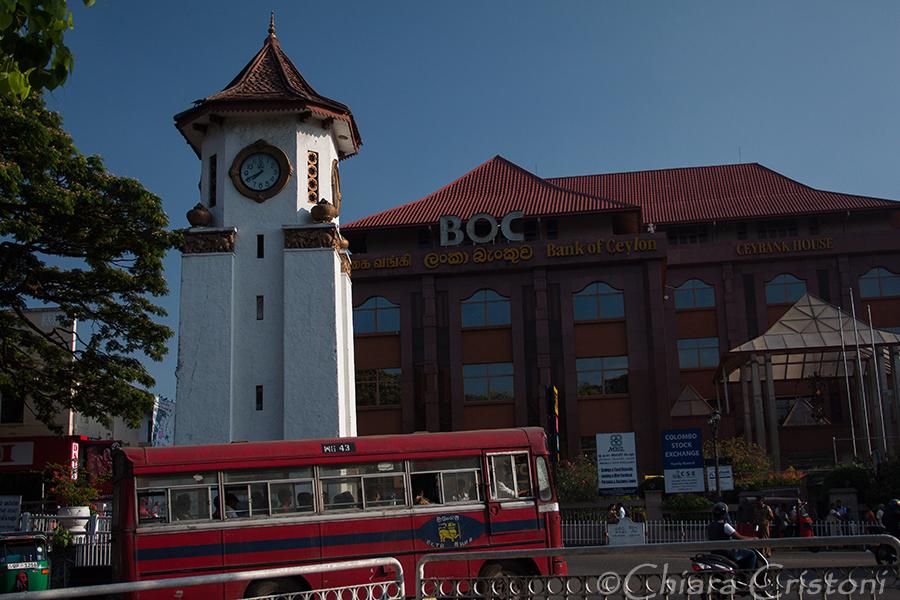 """Sri Lanka"" Kandy ""clock tower"""
