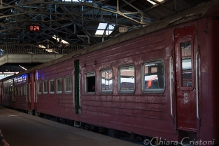 """Sri Lanka"" train station ""Colombo Fort"""