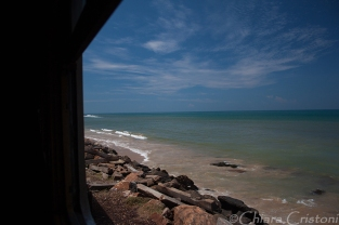 """Sri Lanka"" train journey ""Colombo to Galle"""