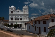 """Sri Lanka"" Galle fort colonial buildings"