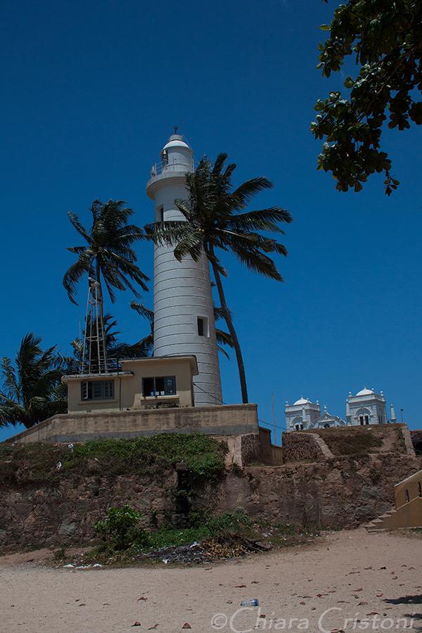 """""""Sri Lanka"""" Galle fort lighthouse"""