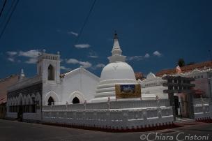 """""""Sri Lanka"""" Galle fort temple"""