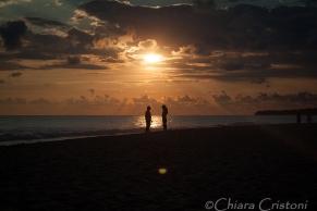 """Sri Lanka"" Koggala beach sunset"