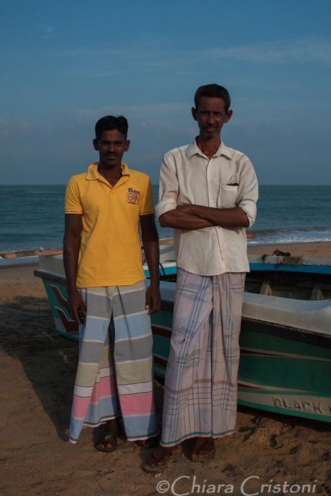 """Sri Lanka"" Alankuda Beach"" fishermen"
