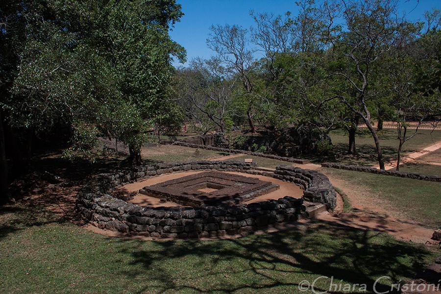 """Sri Lanka"" Sigiriya rock"
