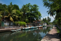 """Sri Lanka"" Negombo ""Dutch canal"""