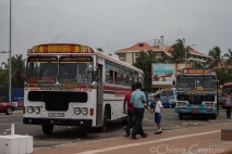 """Sri Lanka"" Colombo bus transport"
