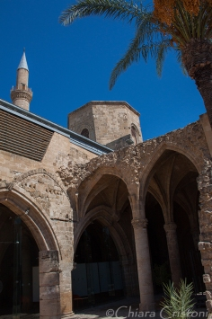 "Bedesten ""North Nicosia"" Cyprus"
