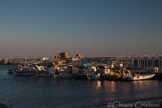 Kato Pafos - the harbour