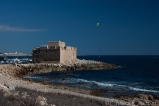 Kato Pafos - the castle
