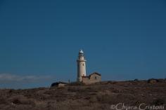 Kato Pafos - the lighthouse