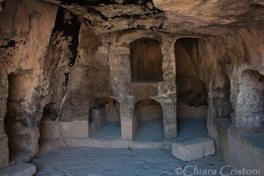 """Pafos Paphos Cyprus """"Tombs of the Kings"""" UNESCO"""