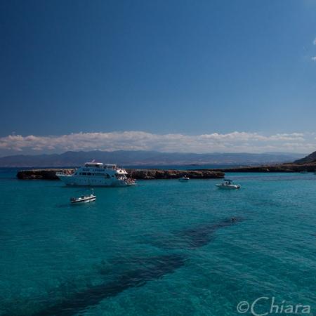"Cyprus Akamas ""Blue Lagoon"""