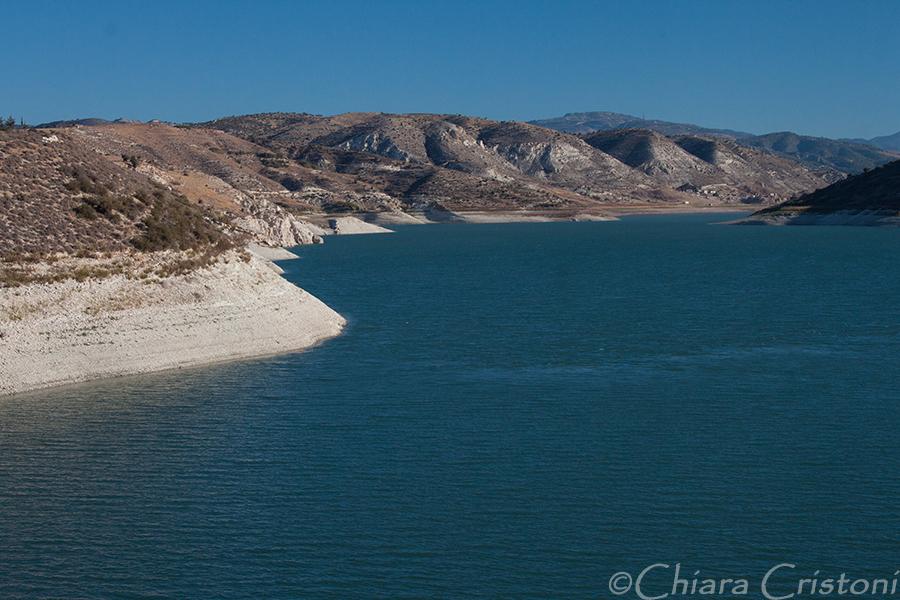 Cyprus Asprokremmos reservoir