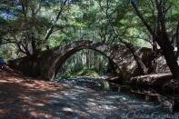 "Cyprus Troodos Tzelefos ""venetian bridge"""