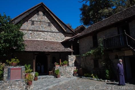 """Cyprus Troodos """"Agios Ioannis Lampadistis monastery"""""""