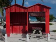 """Belize """"Caye Caulker"""" market"""