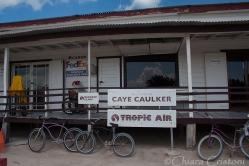"Belize ""Caye Caulker"" airport"