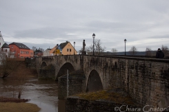 Echternach Bridge river