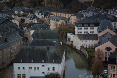 """Luxembourg """"Old City"""" """"Ville Basse"""""""
