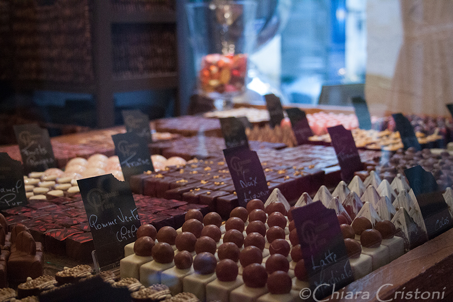 """Luxembourg """"Ville Haute"""" """"chocolate house"""""""