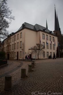 "Luxembourg ""Ville Haute"""