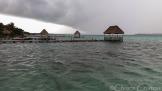 "Mexico Bacalar lake lagoon Yucatan ""Quintana Roo"""