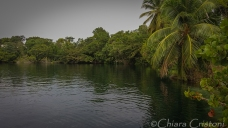 "Mexico ""Quintana Roo"" Bacalar lake lagoon cenote sinkhole"