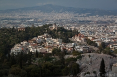 Panorama from the Acropolis
