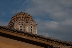 Church dome