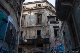I seem to have a strange fascination for rundown buildings!