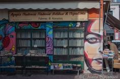 Quirky bookshop