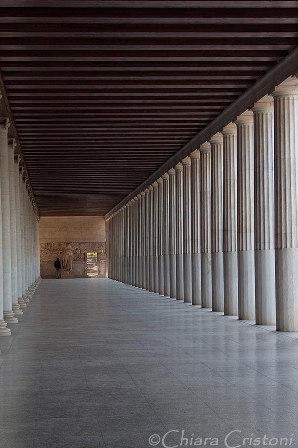 Ancient Agora - Stoa of Attalos