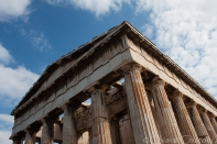 Ancient Agora - Temple of Hephaestus