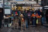 Fruit stall in Monastiraki square