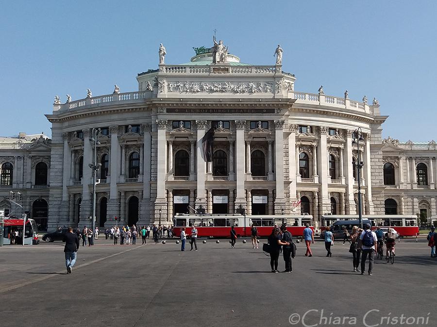 Austria Vienna Burgtheater