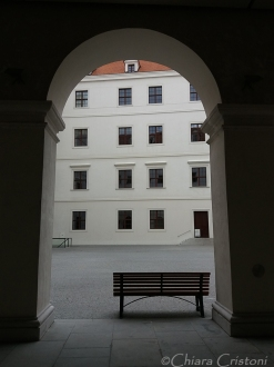 Slovakia Bratislava castle