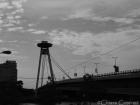 """Slovakia Bratislava """"UFO Tower"""""""