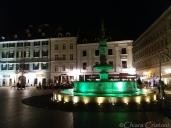 """Slovakia Bratislava """"Old Town"""" bynight"""