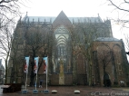 "Holland Netherlands Utrecht ""Dom Kerk"" church cathedral"